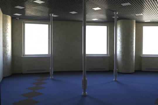 Офис, 90738 м2, класс A