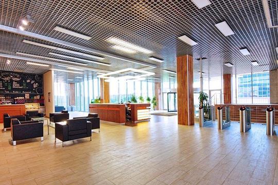Офис, 596 м2, класс A