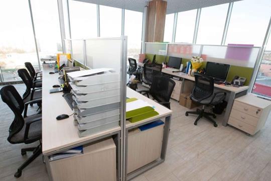 Офис, 458.53 м2, класс A