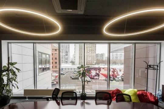 Офис, 57000 м<sup>2</sup>, класс B+