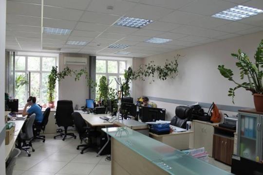 Офис, 1800 м<sup>2</sup>, класс B