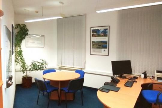 Офис, 4082 м<sup>2</sup>, класс B+