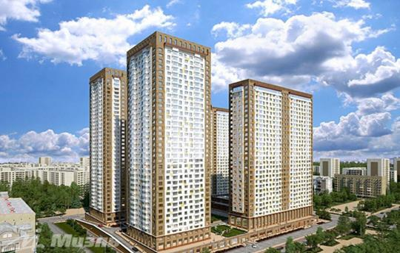 4-комнатная квартира, 133.4 м<sup>2</sup>, 8 этаж_1