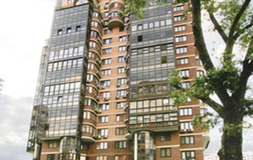 2-комнатная квартира, 105.2 м<sup>2</sup>, 20 этаж