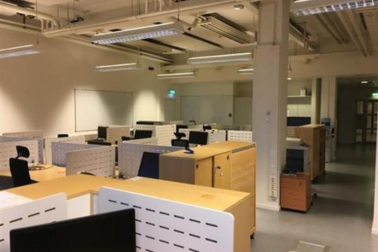 Офис, 8515 м<sup>2</sup>, класс B+