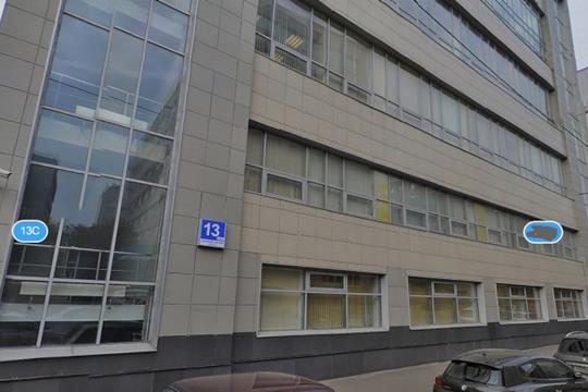 Офис, 68 м2, класс B