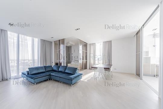 4-комнатная квартира, 130 м<sup>2</sup>, 22 этаж