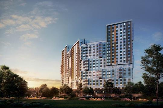 3-комн квартира, 78 м2, 19 этаж