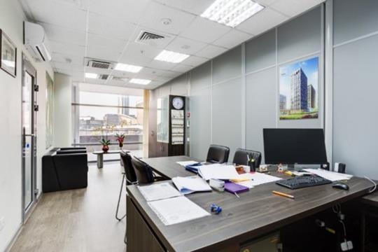 Офис, 33500 м<sup>2</sup>, класс A