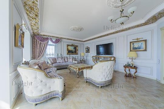 5-комнатная квартира, 270 м<sup>2</sup>, 21 этаж