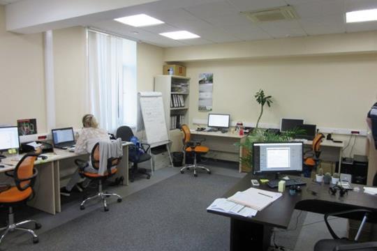 Офис, 8500 м<sup>2</sup>, класс B