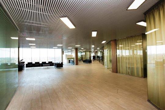 Офис, 1305 м2, класс A