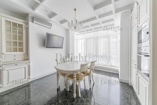 5-комнатная квартира, 190 м<sup>2</sup>, 25 этаж