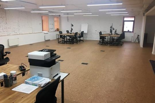 Офис, 1400 м<sup>2</sup>, класс B+