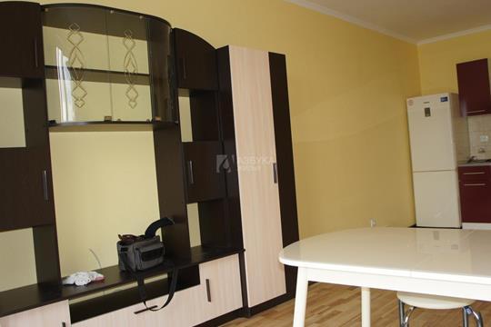 1-комнатная квартира, 36 м<sup>2</sup>, 17 этаж