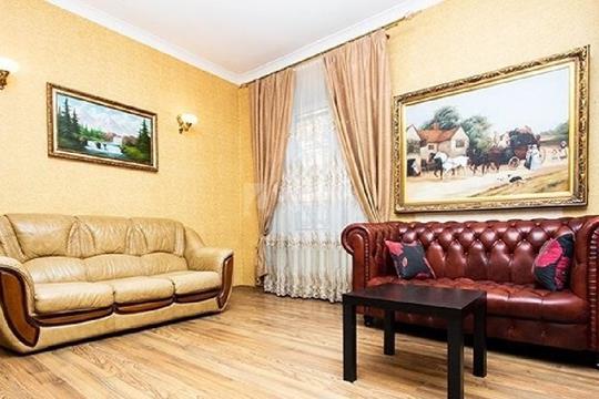 3-комнатная квартира, 70 м2, 1 этаж