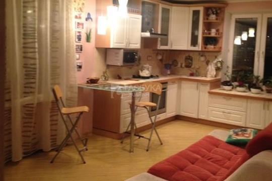 2-комнатная квартира, 40 м2, 6 этаж