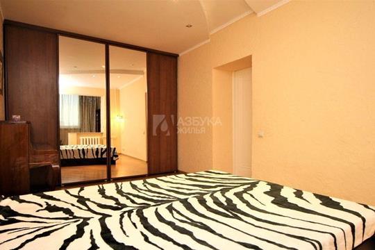 3-комнатная квартира, 80 м2, 9 этаж
