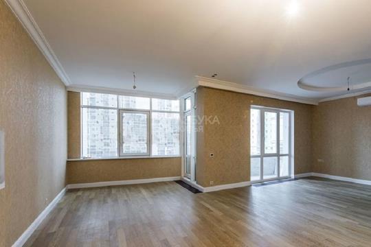 3-комнатная квартира, 100 м2, 4 этаж