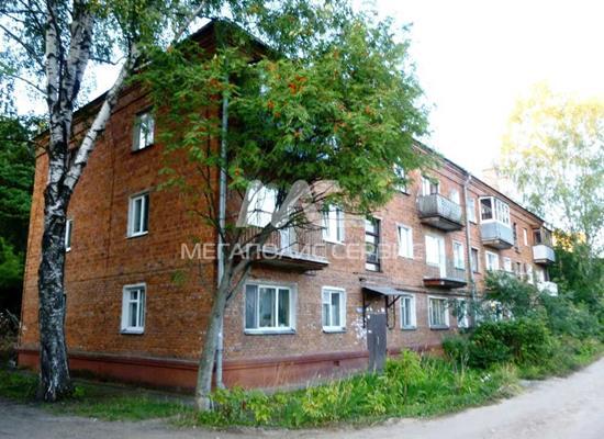 3-комн квартира, 57 м2, 1 этаж - фото 1