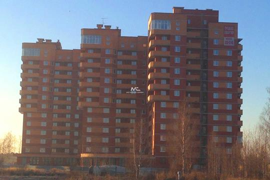 2-комн квартира, 72 м2, 4 этаж