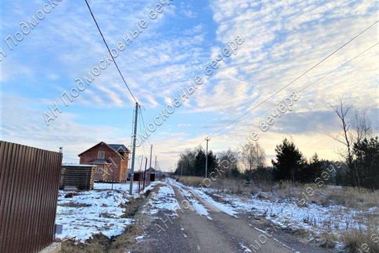 Участок, 8 соток, деревня Логиново  , Носовихинское шоссе