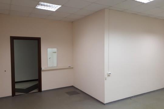 Офис, 48825 м<sup>2</sup>, класс B