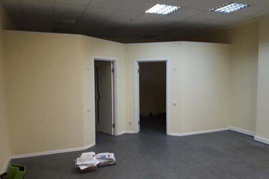 Офис, 48825 м2, класс B