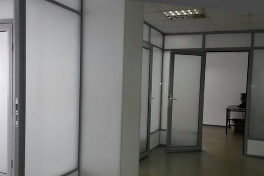 Офис, 132.6 м2, класс C