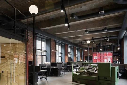 Офис, 200000 м<sup>2</sup>, класс C