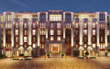 2-комнатная квартира, 104.6 м<sup>2</sup>, 4 этаж