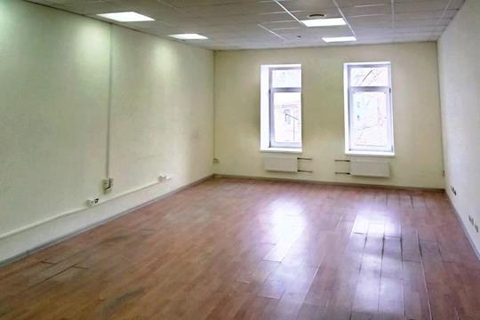 Офис, 76.7 м2, класс B+