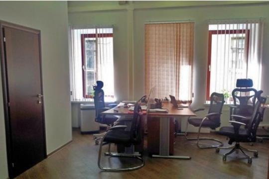 Офис, 1113 м2, класс B+