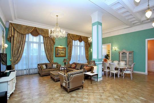 3-комнатная квартира, 240 м<sup>2</sup>, 26 этаж
