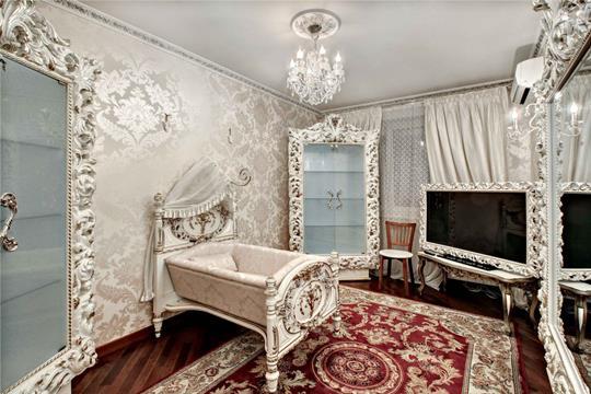 3-комнатная квартира, 80 м<sup>2</sup>, 4 этаж