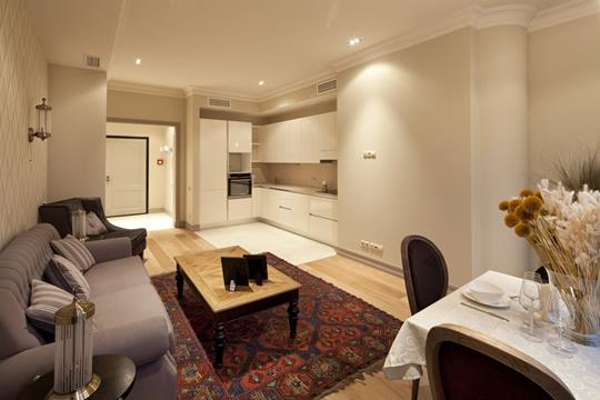 4-комнатная квартира, 133 м<sup>2</sup>, 3 этаж