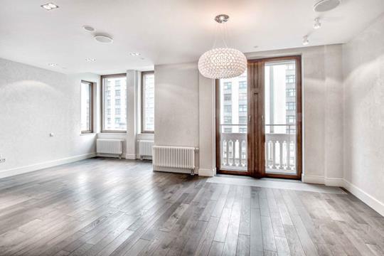 2-комнатная квартира, 90 м<sup>2</sup>, 5 этаж