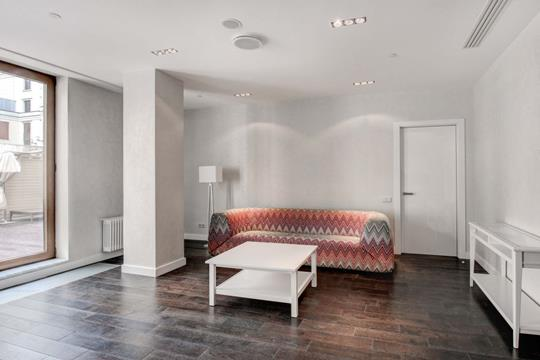2-комнатная квартира, 101 м<sup>2</sup>, 5 этаж