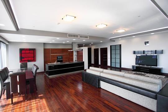 3-комнатная квартира, 183 м<sup>2</sup>, 24 этаж