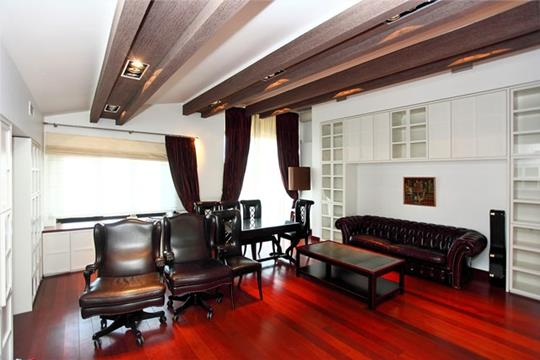 Многокомнатная квартира, 330 м2, 18 этаж