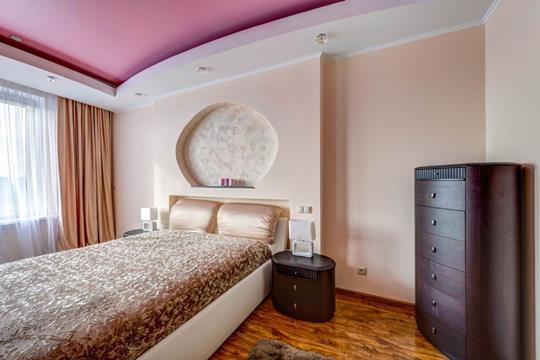 4-комнатная квартира, 165 м<sup>2</sup>, 17 этаж