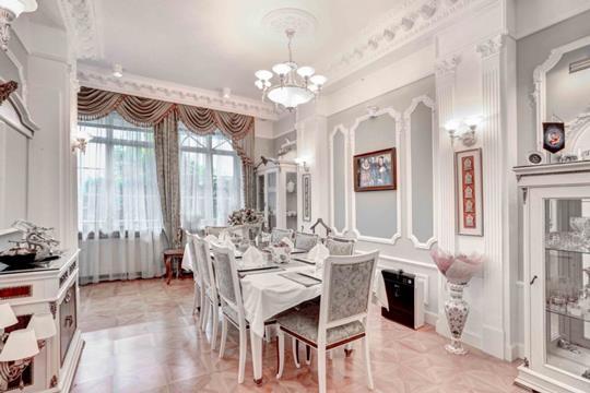 Квартира свободной планировки, 420 м<sup>2</sup>, 1 этаж