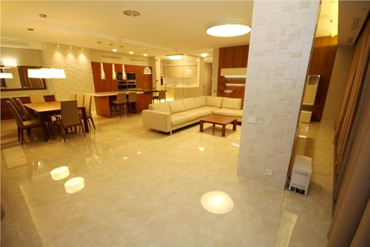 3-комн квартира, 225 м2, 27 этаж