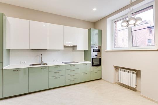 Многокомнатная квартира, 370 м2, 1 этаж