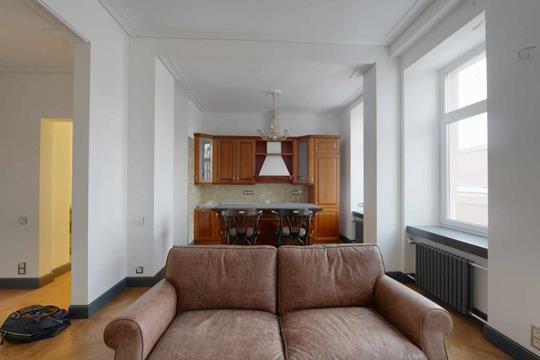 2-комнатная квартира, 96 м<sup>2</sup>, 6 этаж