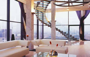 4-комн квартира, 427 м2, 25 этаж