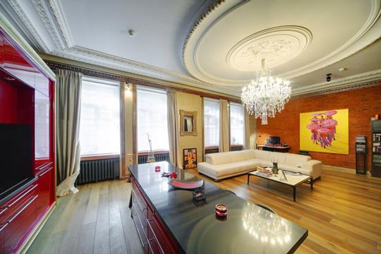 3-комнатная квартира, 100 м<sup>2</sup>, 1 этаж