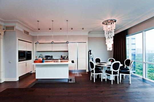 4-комнатная квартира, 178 м<sup>2</sup>, 15 этаж