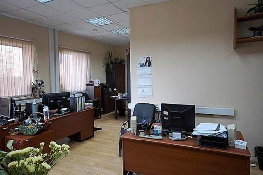 Офис, 1500 м2, класс A
