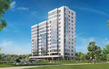2-комн квартира, 66.9 м2, 9 этаж